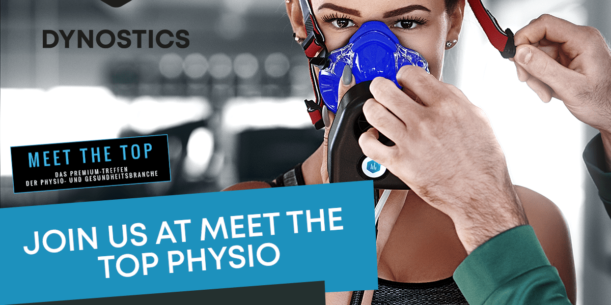 DYNOSTICS bei Meet the Top Physio